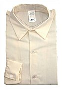Lito Boys Ivory Long Sleeve Dress Shirt
