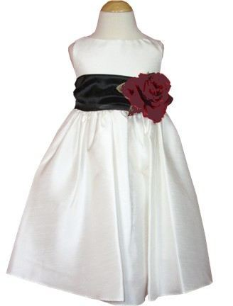 Discounted White Flower Girl Dresses, 70% SALE White Flower Girl