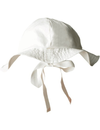 Under The Nile Organic Egyptian Cotton Sun Hat - NB