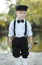 Vintage Style Knicker Set With Elastic Suspenders 1b1e7ea20