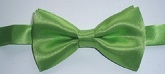 Boy's US Made Satin Banded Bow Ties / Bowties