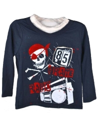 Freestyle Revolution Toddler Boys Pirate Long Sleeve Tee