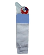 Boy's Cotton Knee Socks - Dress Ivory