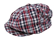 Knuckleheads Buster Baggy Plaid Golf Hat