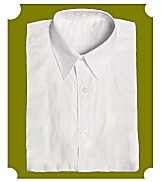 Lito Boys White Short Sleeve Dress Shirt