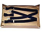 Bow Tie & Suspender Set