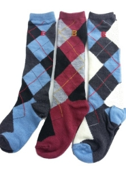 64ae9dba565 DapperLads - Knee Socks - Cotton knee socks for boys
