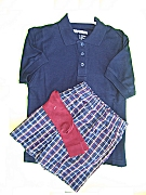 One-Of-A-Kind 3 Pc Polo and Tumbleweed Shorts Set  - Sz 5
