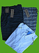 One-Of-A-Kind Polo and 2 Prs of Shorts - Sz 16