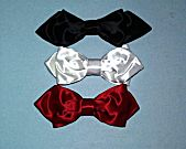 Satin Wing-Tip Bow Ties