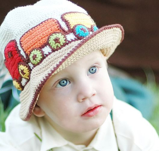 Newsboy Hat Crochet Pattern | FaveCrafts.com
