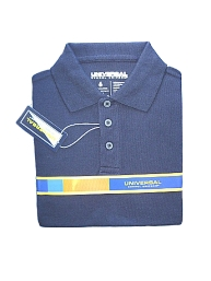 Universal Boy's Navy Polo Shirt